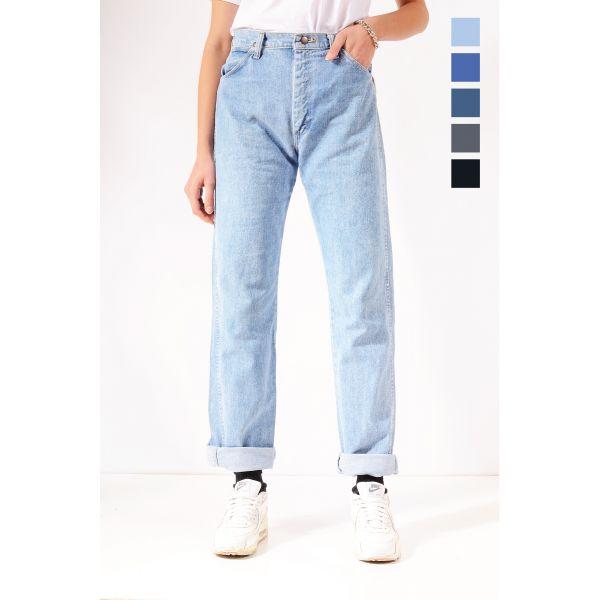 WRANGLER High Waisted Mom Jeans (GRADE B) Various Colours & Sizes